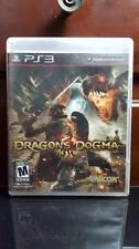 Dragon's Dogma (Sony PlayStation 3, PS3, 2012)