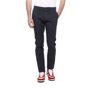 Harmont-amp-Blaine-Pantalone-Uomo-Cotone-NUOVA-COLLEZIONE-S-S-20-15