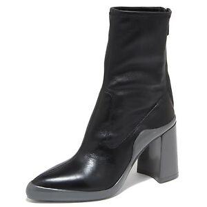5965N stivaletto PRADA stivali donna boots women nero [35.5] jrs3x