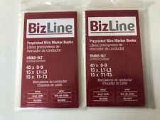 Wire Marker Books 450 9 15l1 T3 Lot Of 2 Books