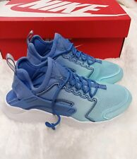 best sneakers c044c 7ff8f 6 WOMEN S Nike Air Huarache Run ULTRA BR Polar Blue White 833292 401 Running