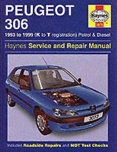 haynes peugeot 306 service manual
