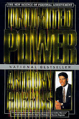 1 of 1 - Unlimited Power by Anthony Robbins (Paperback, 1998)