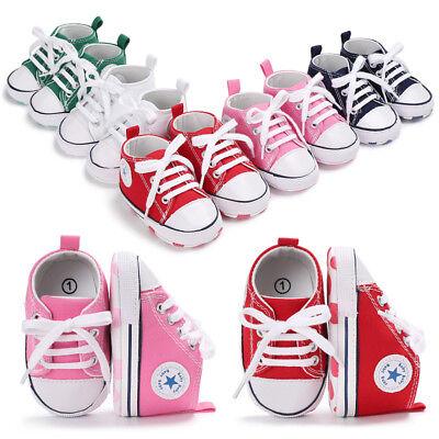 Newborn Baby Boy Girl Shoes Infant