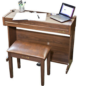 Image Is Loading Chase Cdp 160 Digital Electric Piano Desk In