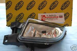 COMPATIBILE CON FIAT BRAVO 2007> FANALE FENDINEBBIA SINISTRO Fog lamp MARELLI