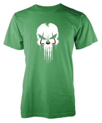 PUNISHER IT Clown Mash-up Kids T Shirt