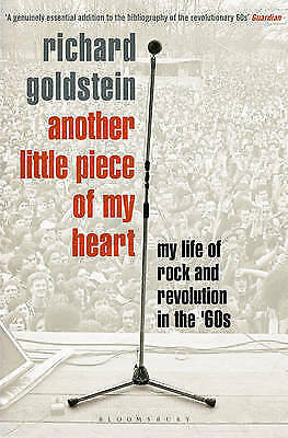 1 of 1 - Goldstein Richard-Another Little Piece Of My Heart  BOOK NEW