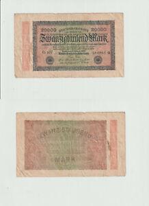 20-000-Mark-1923-G-MV-Deutsches-Reich-Reichsbanknote-0329