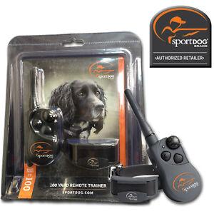 SportDOG-100-Yard-Trainer-Remote-Dog-Training-Collar-Shock-Trainer-YT-100