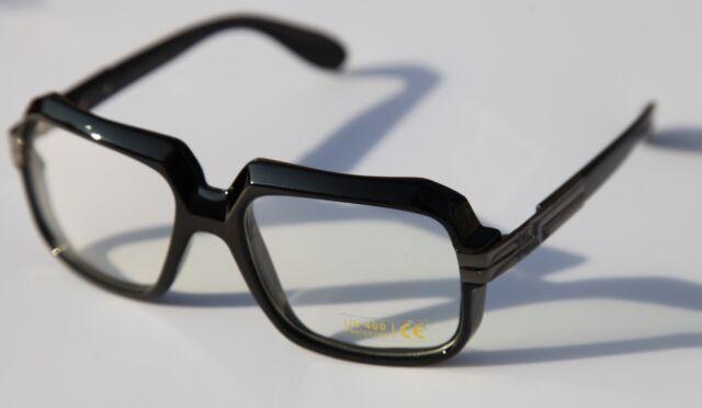ff69925f7524 Black BB Gazelle Square Hipster Nerd Sun-glasses Rapper 80 s Retro ...