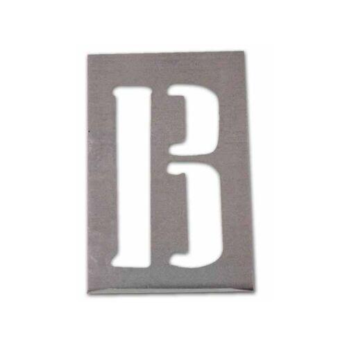 misura 70 mm dalla A alla Z Stampo Traforato a Lettere in serie
