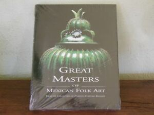 Brand-new-SEALED-Book-Great-Masters-of-Mexican-folk-art-cheapest-price-online