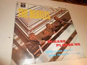 33-GIRI-LP-DISCO-THE-BEATLES-PLEASE-PLEASE-ME-EMI-VINTAGE
