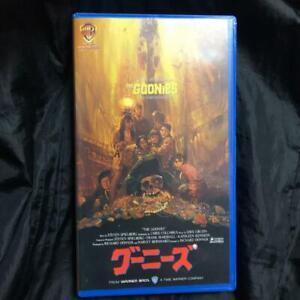 The Goonies Vhs 1992 80 S Movie Film Family Adventure Video Classic Cinema Ebay