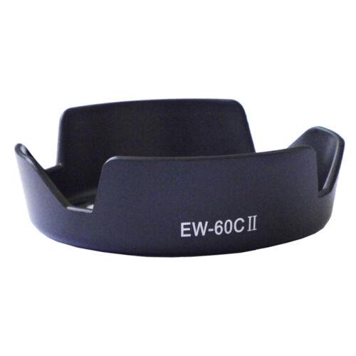 EW-60C II Gegenlichtblende für Canon 650D 550D 600D EF-S 18-55mm YR