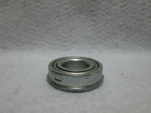 "Set of 4 Garage Door Parts 1/"" Steel Bearings Flange Overhead OHD Repair 1/"" Bore"