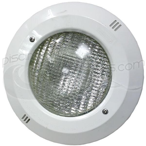 Foco para piscina Astral de 300W para empotrar sin nicho, blancoo 07841