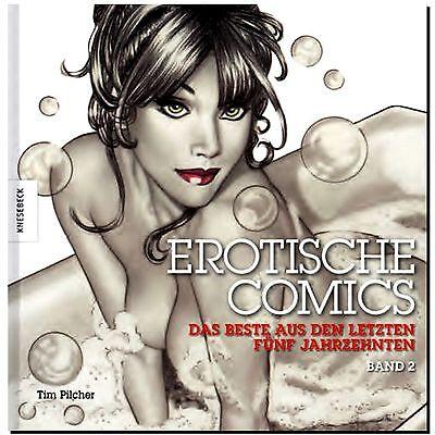Erotische Comics 2 Das Beste aus den letzten fünf Jahrzehnten Tim Pilcher EROTIK