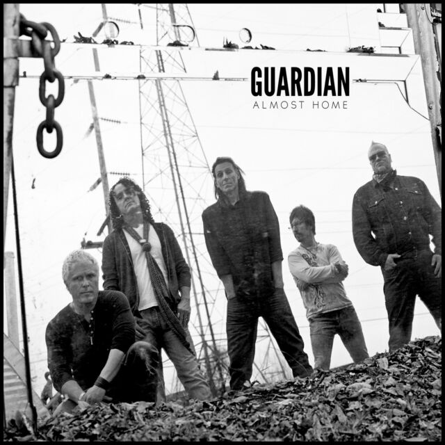 GUARDIAN - ALMOST HOME (*NEW-CD, 2014, Digipak) Christian Metal Icons Are Back!