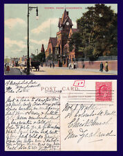 UK OTHER COUNCIL HOUSE HANDSWORTH BIRMINGHAM 1908 TO CHRISTCHURCH, NEW ZEALAND