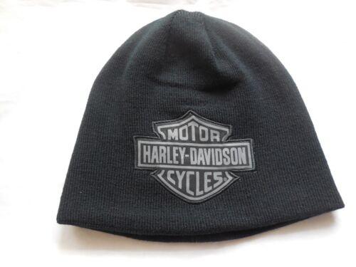 Harley Davidson B/&S Skull Wendemütze Mütze Strickmütze Kappe Hat  99493-17VM