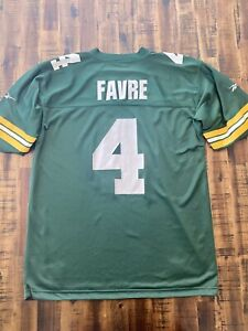 VTG-Reebok-Green-Bay-Packers-4-Brett-Favre-Reversible-NFL-Jersey-Adult-Size-48