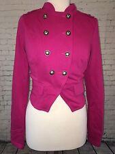Smart Jane Norman Military Style Summer Blazer/Jacket Size 12