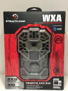 Stealth Cam STC-gxatw Celular Scouting cámara conectados por AT&T