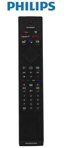 ORIGINALE Philips 43PUS8545/12 Voice Telecomando per Smart TV 4K UHD OLED