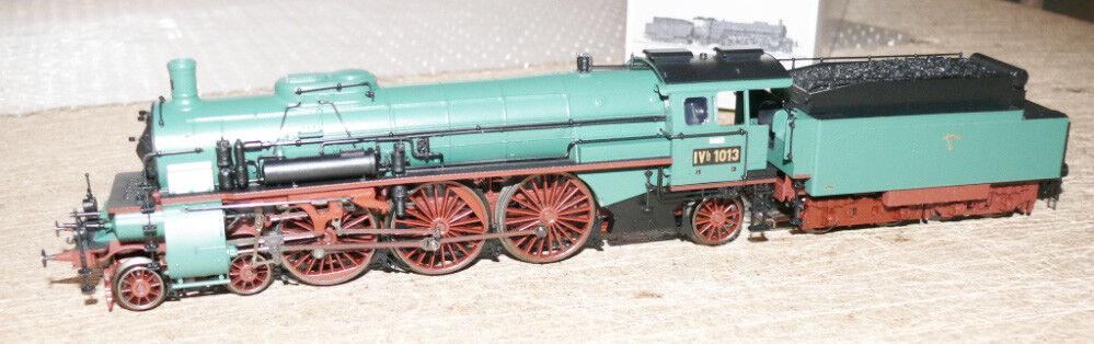D5 Märklin 39022 máquina de vapor IVH Baden EP I Softdrive Sinus mfx digital inutilizadas