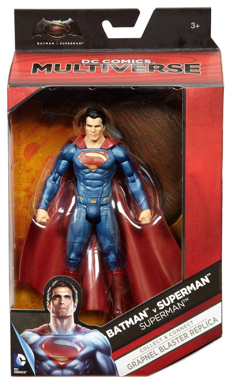 DC Multiverse BVS   6  Figura De Acción súperman Batman V. súperman