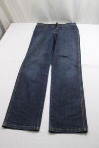 J7948 Wrangler Fit Jeans Blau W33 Neu Regular L32 rrqAz8c
