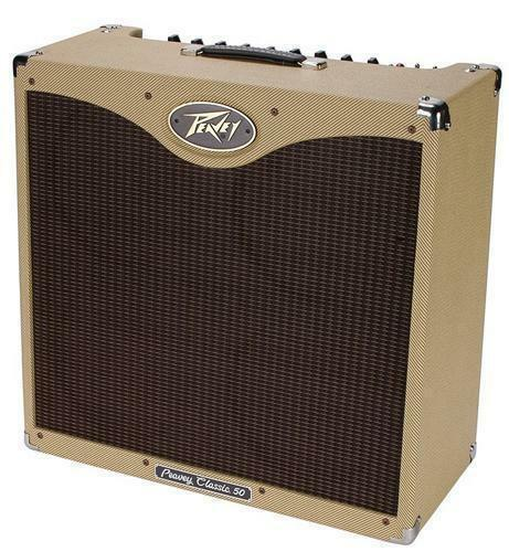 peavey classic 50 410 tweed 50 watt guitar amp ebay. Black Bedroom Furniture Sets. Home Design Ideas