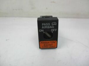 Switch Airbag On/Off Mazda MX-5 III (Nc) 1.8