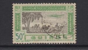 FR. Guinea-SG 187-f/U - 1942 - 50f-Air