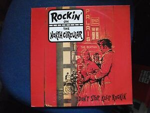 ROCKIN-039-ON-THE-NtORTH-CIRCULAR-LP-Various-Artists