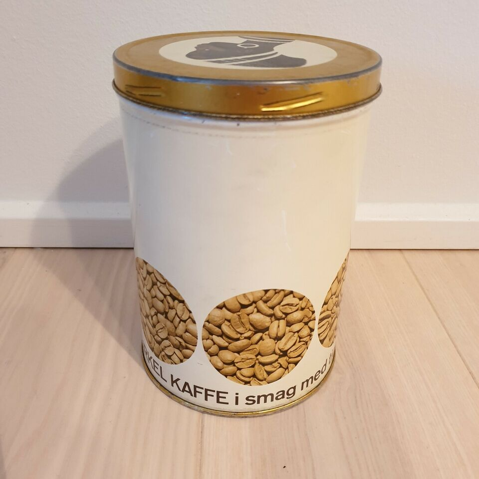 Dåser, Retro kaffedåse