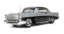 NEW 1:25 First Gear BLACK & SILVER 1957 Chevrolet Bel-Air *CARQUEST SHOW ED* NIB
