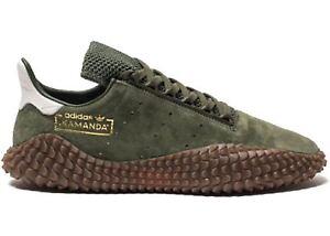 Mens-Adidas-Kamanda-01-Base-Green-Crystal-White-Brown-B96521
