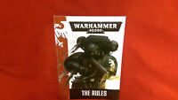 Warhammer 40K Dark Vengeance: Small Format 7th Edition Rulebook & How to Play
