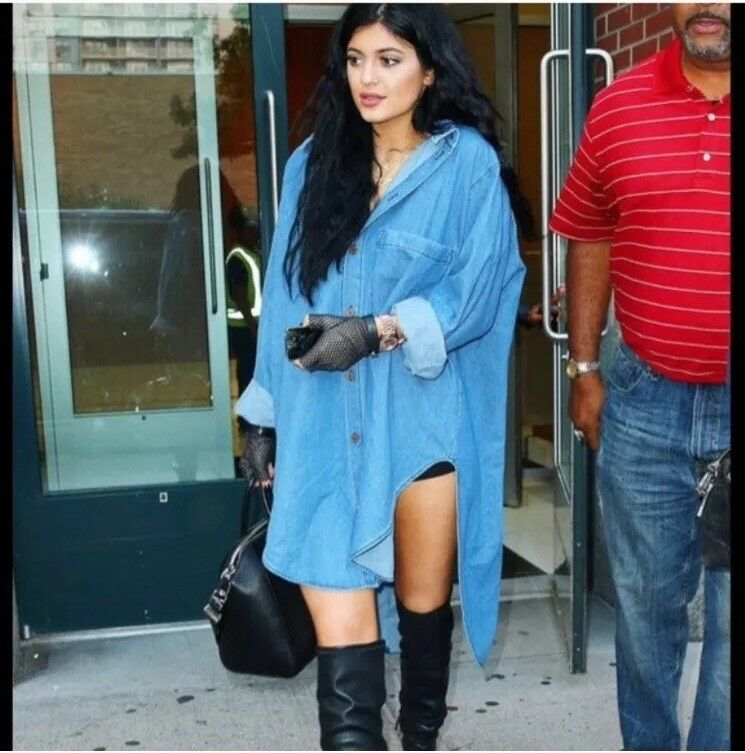 NWOB VIA SPIGA OVER OVER OVER THE KNEE THIGH HIGH LEATHER BOOTS KYLIE KENDAL JENNER US 8.5 4f8685