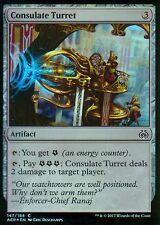 Consulate Turret FOIL | NM | Aether Revolt | Magic MTG