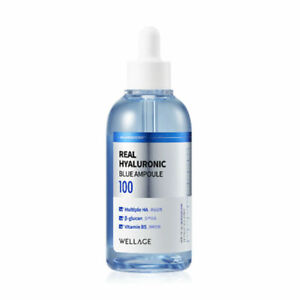 Wellage-Real-Hyaluronic-Blue-100-Ampoule-100ml-K-beauty
