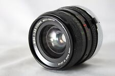 **For Repair** Sigma Mini-Wide lens 28mm 1:2.8 *As Is* For Canon #M014c