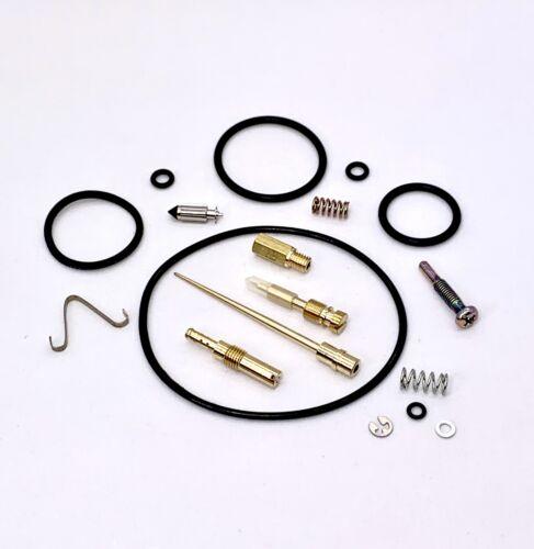 Carburetor Carb Repair Rebuild Kit Honda ATC200S 86-87 K/&L 18-65666
