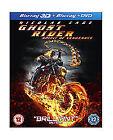 Ghost Rider - Spirit Of Vengeance (3D Blu-ray, 2012, 3-Disc Set)