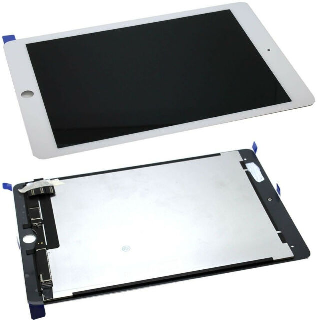 "NEW iPAD PRO 9.7"" WHITE TOUCH SCREEN ASSEMBLY LCD & DIGITISER FOR EMC 2976"