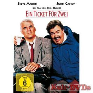 Ein-Ticket-fuer-zwei-DVD-John-Candy-Steve-Martin-Kevin-Bacon-Neu-OVP