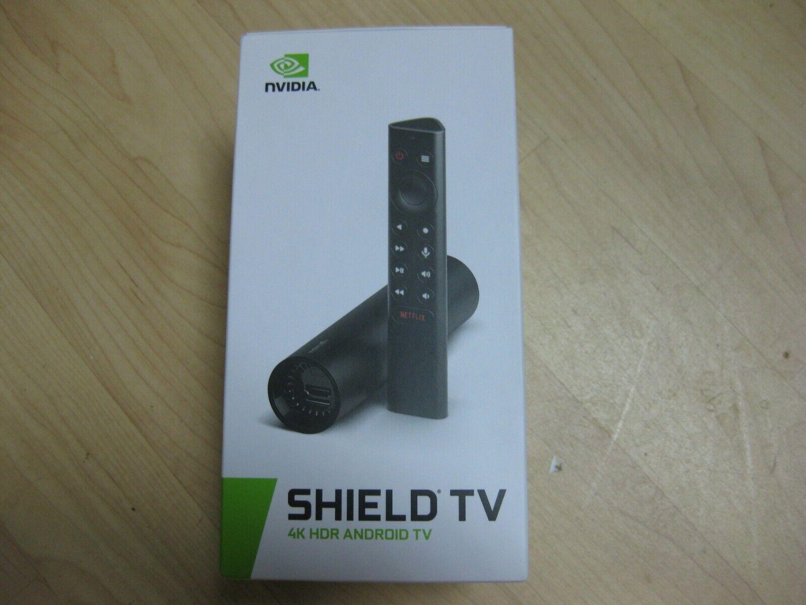 New! NVIDIA SHIELD Android TV HDR 4K UHD Streaming Media Player android hdr media nvidia player shield streaming uhd